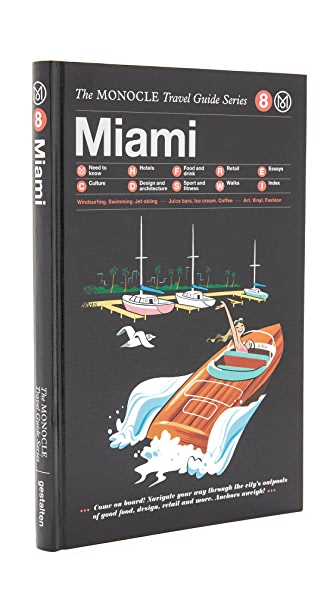 gestalten Monocle Travel Guides: Miami