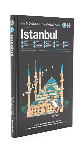 gestalten Monocle Travel Guides: Istanbul