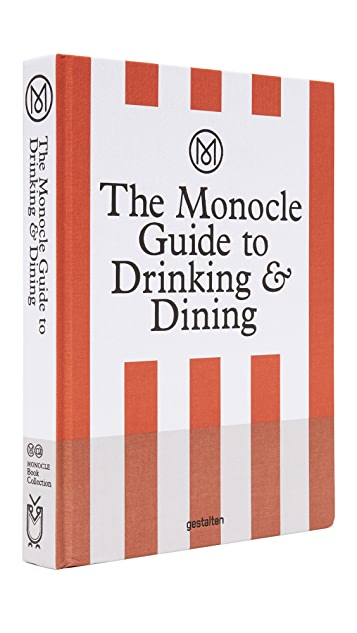 gestalten The Monocle Guide to Drinking & Dining