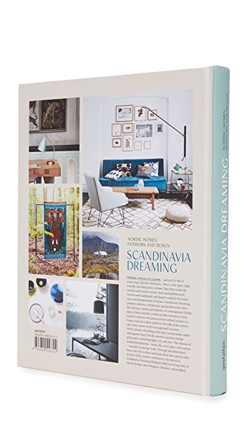 gestalten Scandinavia Dreaming: Nordic Homes, Interiors and Design