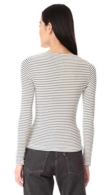 GETTING BACK TO SQUARE ONE St. Germain Sweater
