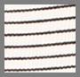 Black Vanilla Ice Stripe