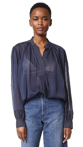 Giada Forte Bohemian Voile Shirt
