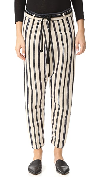Giada Forte Striped Thai Pants