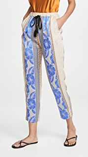 Forte Forte Saint Barth Jacquard Jogging Pants