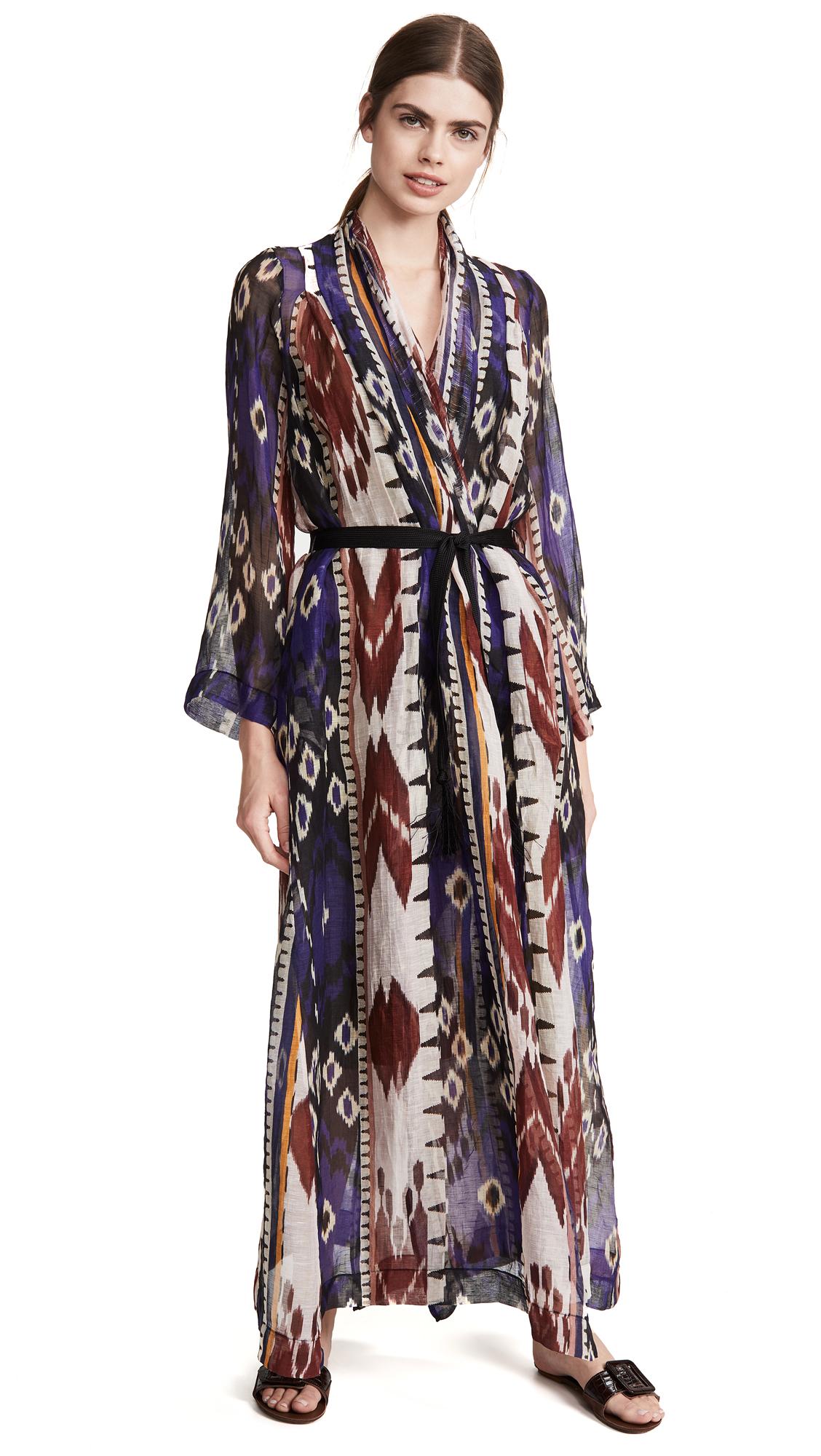 Forte Forte Encens Slubbed Voile Dress - 30% Off Sale