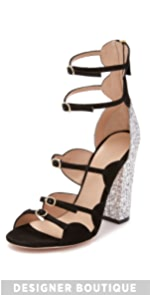 Strappy Sandals                Giambattista Valli