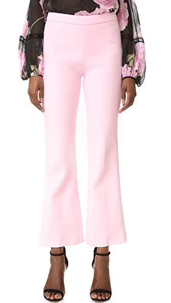 Giambattista Valli Cropped Pants