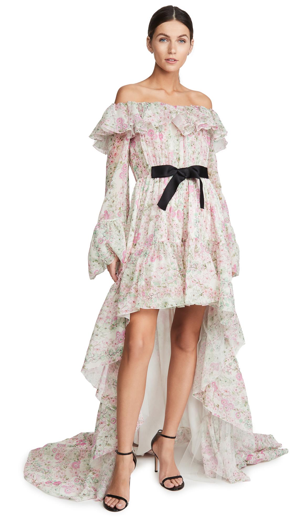 Giambattista Valli Off Shoulder Gown - 40% Off Sale