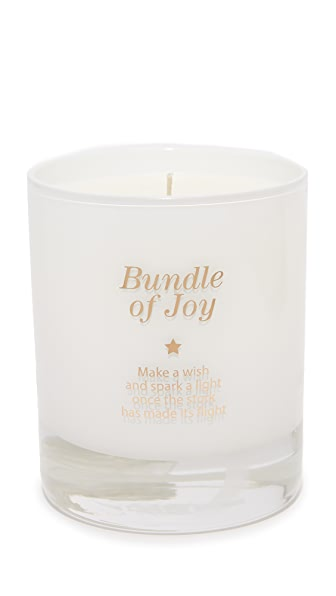 Gift Boutique Make a Wish for the Bundle of Joy Candle