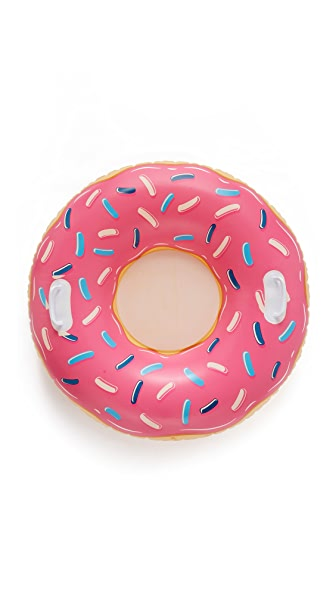 Gift Boutique Frosted Donut Snow Tube