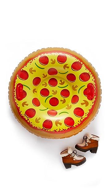 Gift Boutique Giant Supreme Pizza Snow Tube