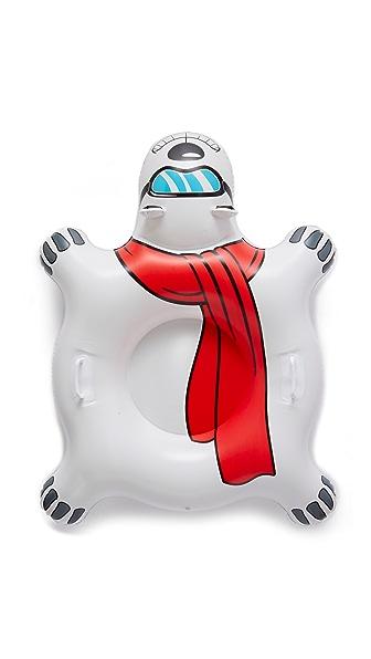 Gift Boutique Polar Bear Snow Tube
