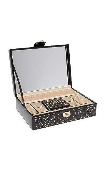 Gift Boutique WOLF Marrakesh Flat Jewelry Box