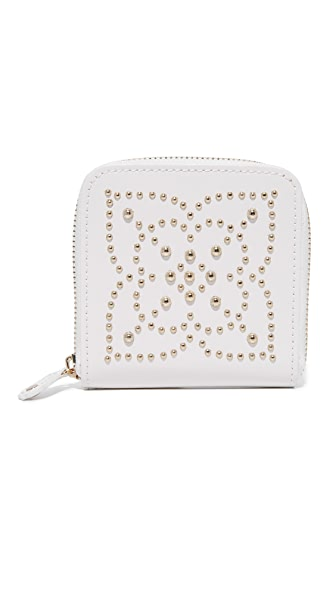Gift Boutique WOLF Marrakesh Travel Case - Cream