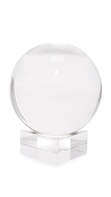 Gift Boutique Baxter Crystal Ball and Stand