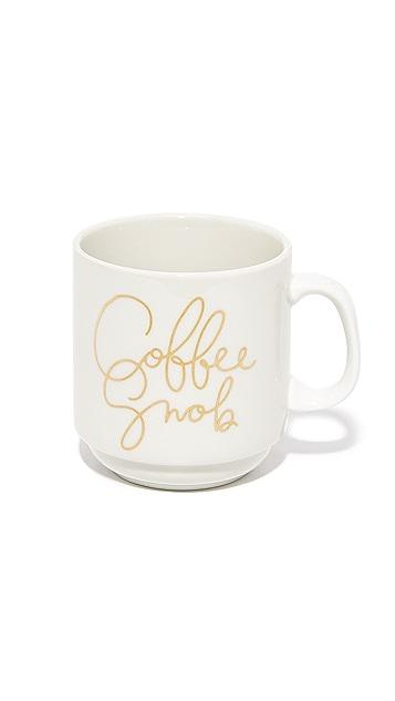 Gift Boutique Coffee Snob Mug