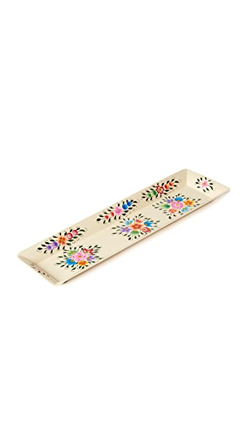 Gift Boutique Millifiori Long Tray