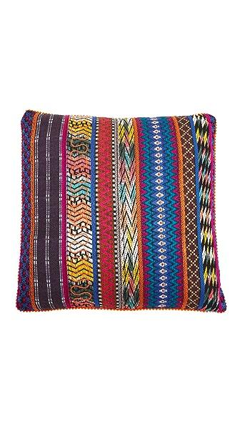 Gift Boutique Azul Woven Jacquard Pillow