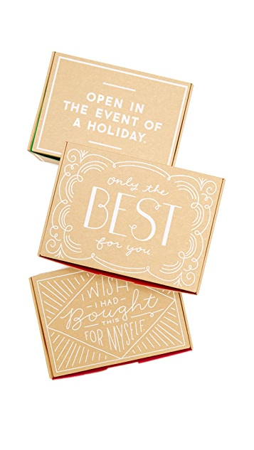 Gift Boutique Gift Box Set of 3