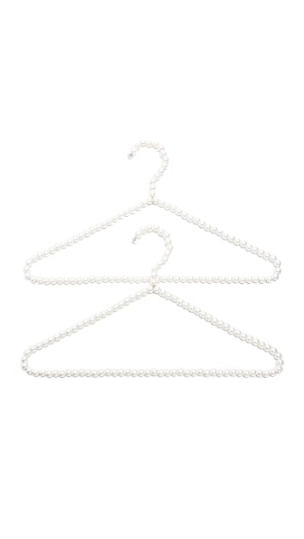 Gift Boutique Imitation Pearl Hanger Set