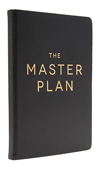 Gift Boutique The Master Plan Journal