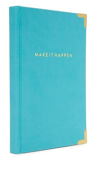 Gift Boutique Gold Corner Make It Happen Journal