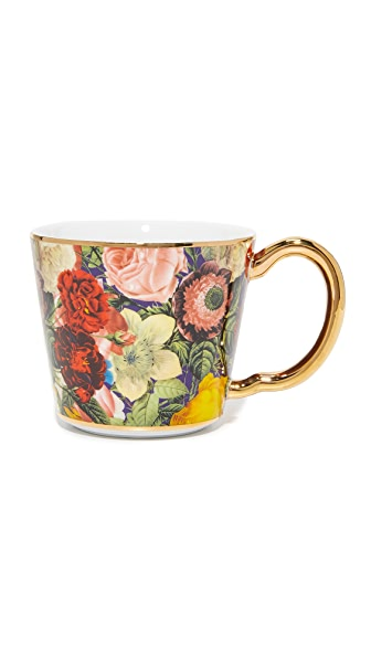 Gift Boutique Floral Teacup - Multi