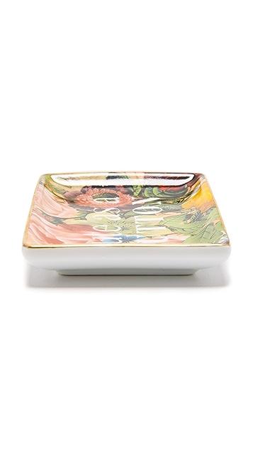Gift Boutique Cute as a Button Tray