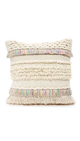Gift Boutique Tassel Pillow - Multi