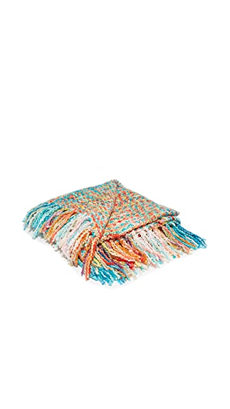 Gift Boutique Throw Blanket - Multi