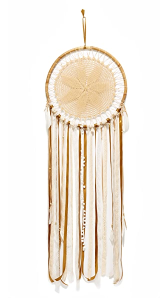 Gift Boutique Large Flower Dreamcatcher at Shopbop