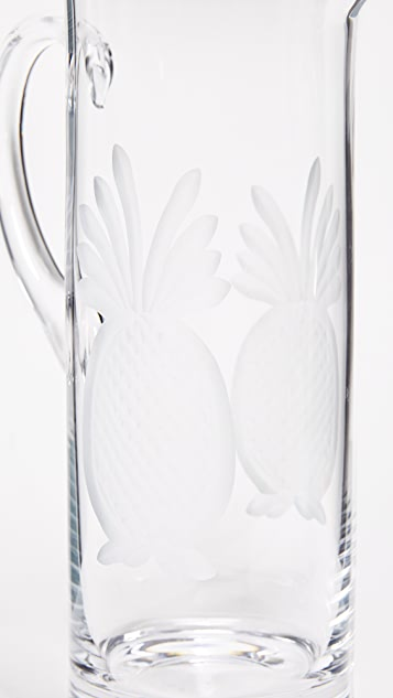 Gift Boutique Pineapple Pitcher