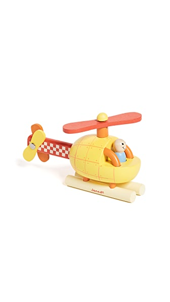 Gift Boutique Child's Helicopter Magnetic Toy