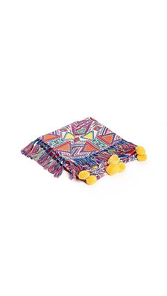 Gift Boutique Mosaic Throw Blanket
