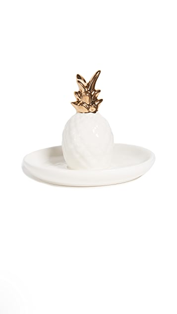 Gift Boutique Small Pineapple Ring Holder