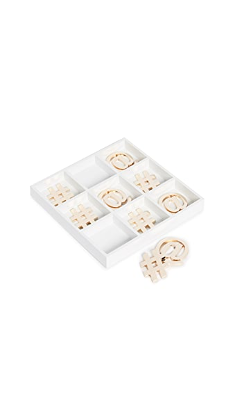 Gift Boutique Tic Tac Toe Game In Gold