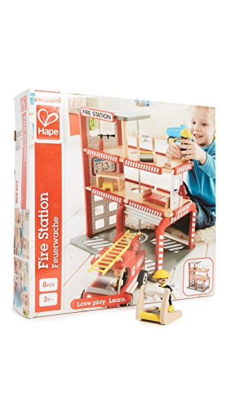 Gift Boutique Children's Fire Station In Multi