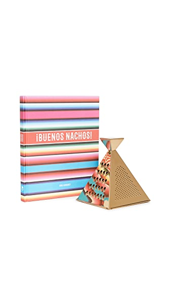 Gift Boutique Buenos Nachos Gift Set In Multi