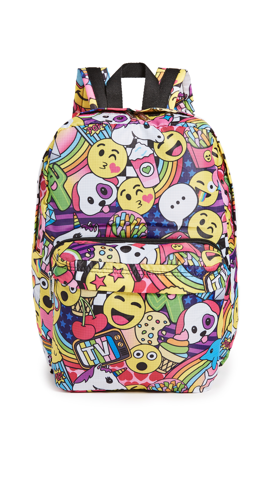 Gift Boutique Child's Emoji Party Backpack
