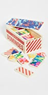 Gift Boutique Mudpuppy Andy Warhol Dominoes Set