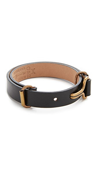 Giles & Brother Narrow Visor Cuff