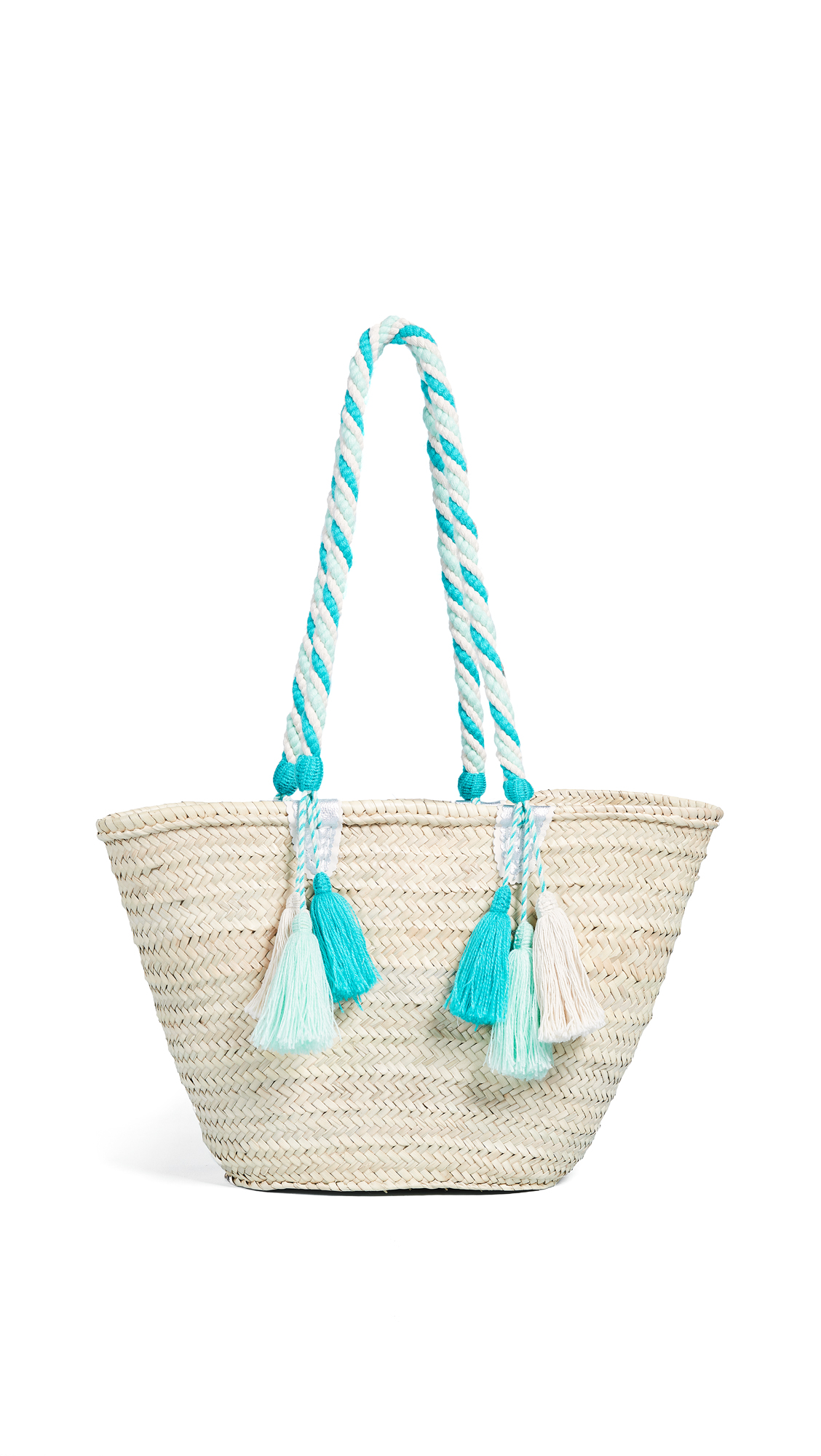 Giselle Lola Straw Tote