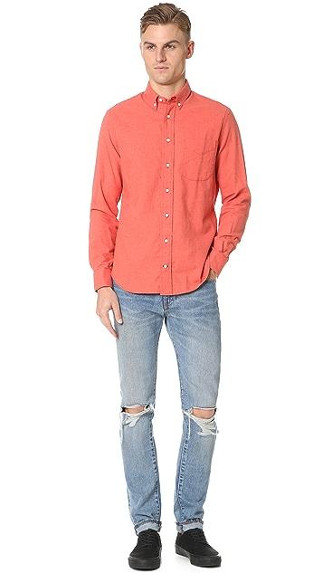 Gitman Vintage Flannel Shirt