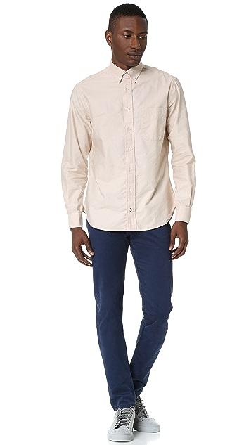 Gitman Vintage Overdye Oxford Shirt