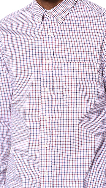 Gitman Vintage Tattersall Shirt