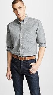 Gitman Vintage Classic Flannel Bd Shirt