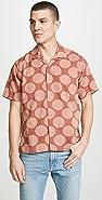 Gitman Vintage BD Big Dot Shirt - Camp Collar