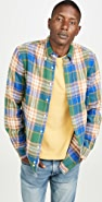 Gitman Vintage Oregon Brushed Triple Yarn Flannel Shirt