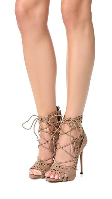 Giuseppe Zanotti Tie Up Sandals